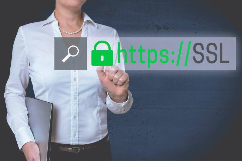 Gratis SSL certificaat bij een nieuwe website