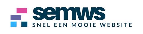 Snel een mooie website Logo